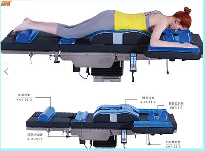 俯卧位啫喱手术体位垫