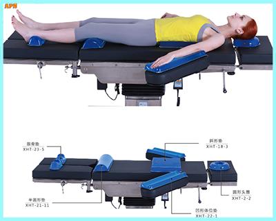 仰卧位啫喱手术体位垫