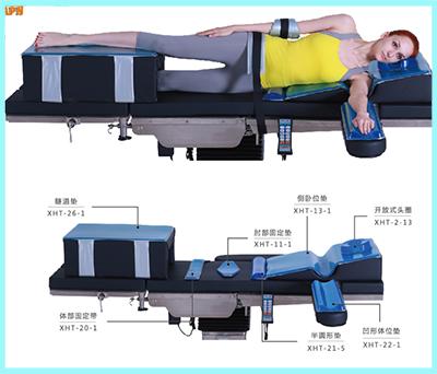 侧卧位啫喱手术体位垫