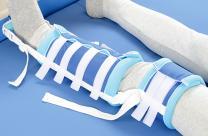 骨折复位牵引器下肢固定带矫正康复护理支架