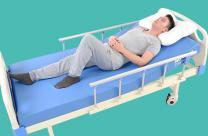 高回弹聚氨酯海绵床垫 静态防压疮床垫 防褥疮海绵床垫