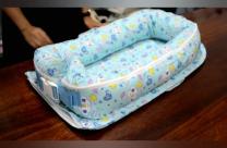 亚博体育下载地址护理保暖鸟巢婴儿床